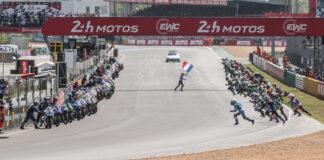 24 Heures Motos Revs Up