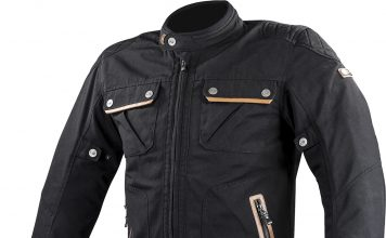 Retro Jacket & Gloves From Ls2