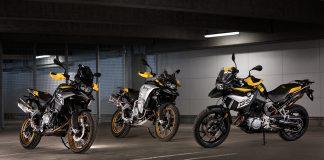 Bmw Motorrad Presents The New Bmw F 750 Gs, Bmw F 850 Gs And Bmw F 850 Gs Adventure