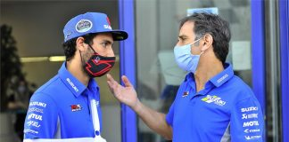 Alex Rins Declared Unfit For Spanish Grand Prix