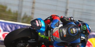 Bezzecchi, Nagashima And Navarro Covered By A Tenth On Day 1