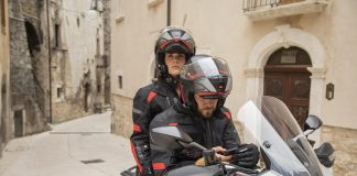 Ducati Total Touring Look To Travel Safely And Comfortably
