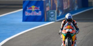 Fernandez Fastest To Take Top Honours On Friday