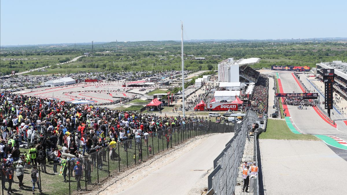 Cota Round Of Motoamerica Series Cancelled