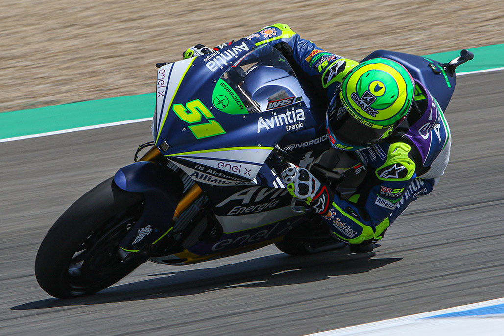 Granado Turns The Tables On Aegerter On Day 1