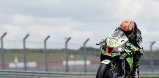 Jackson Ends Final Official Bennetts Bsb Test Fastest With The Top 18 Riders Covered By 0.787s
