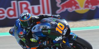 Marini Makes It Double Trouble For His Rivals In Jerez