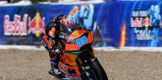 Martin Secures Maiden Moto2 Pole