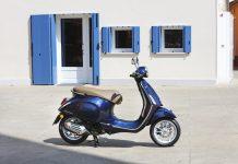 New Vespa Primavera Finance Options