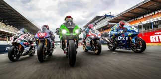 One Month To Go For The 24 Heures Motos