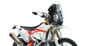 Out Now: The 2021 Ktm 450 Rally Replica Gains Sharper Edge