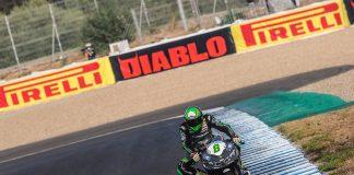 Perez Tops Worldssp300 Friday Track Action