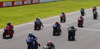 Revs Rise As Worldsbk Readies To Reignite In The Heat Of Jerez