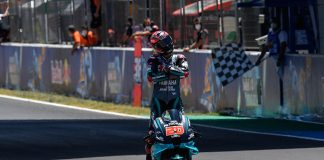 Undefeated: Quartararo Bolts To Victory Ahead Of Vinales And Rossi
