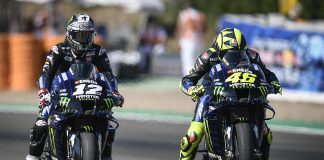 Vinales And Rossi Fend Off Ktm On Friday