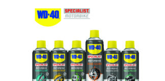 R&g Becomes Exclusive Uk Distributor For Wd-40 Specialist Motorbike Range