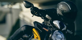 You'll Never Ride Alone, With A Mv Agusta