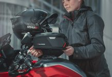 The Magnetic Tank Bag Reinvented