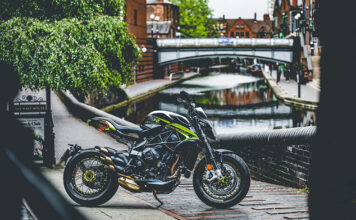 Mv Agusta Fires Up British Summer With A £750 Deposit Contribution