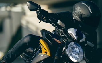 Youll Never Ride Alone, With A Mv Agusta