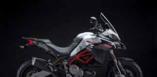 """New Livery For The Ducati Multistrada 950 S: """"every Road, A New World"""