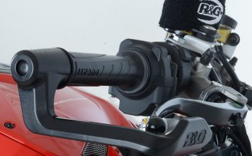 R&g Unveils All-new, Fim-approved Brake Lever Guard