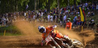 A Win From Herlings And Geerts Concludes The Mxgp Of Kegums In Latvia
