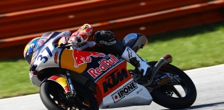 Acosta On Top Again – Pole In Red Bull Ring 2
