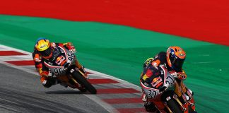 Acosta Wins Rookies Cup Race 1 At The Red Bull Ring With Nothing To Spare