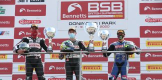 Andrew Irwin Strikes Twice Then Gets Struck Out At Donington Park Season Opener
