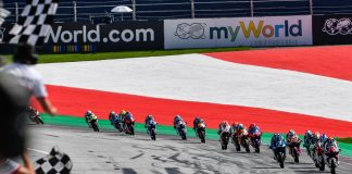 Arenas Supreme In Yet Another Stunner For Moto3