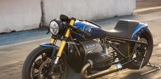 Bmw Motorrad Presents The R 18 Dragster