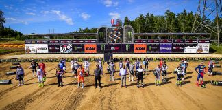 Back For More In Latvia With The Mxgp Of Riga!