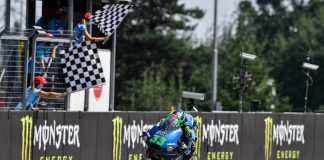 Bastianini Holds Off Lowes, Roberts Takes First Podium At Brno