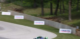 Beaubier On Top Of Honos Superbike After Opening Day At Pittrace