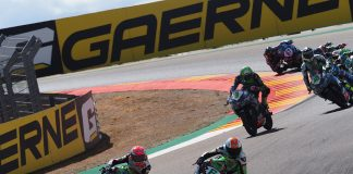 Buis Wins Race 2 After Last Corner Overtake At Aragon