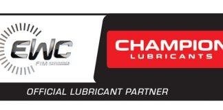 Champion Lubricants, New Official Partner Of Fim Ewc