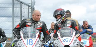 Cv Racing Returned To The Track With Thundersport Gb