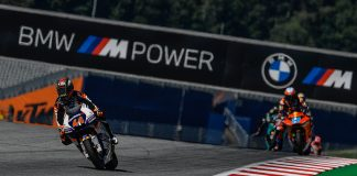 Canet Clinches Maiden Moto2 Pole In Styria