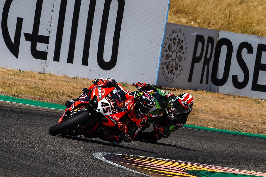 Championship Protagonists Battle It Out As Redding Claims Victory