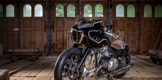 Bmw Motorrad Presents New Custom Bike: The Blechmann R 18