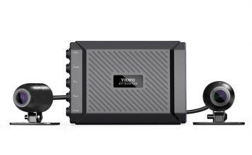 Viofo Introduces Its Dual Lens Mt1 Motorcycle Dash Camera