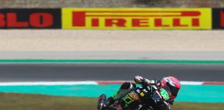 Deroue Fastest As Top 20 Are Within One Second In Worldssp300