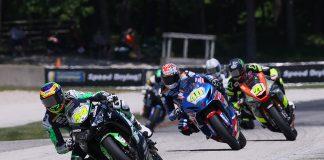 Escalante Bounces Back – Alexander And Landers Double Up