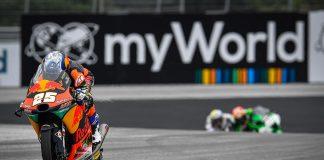 Fernandez Takes Home Pole For Red Bull Ktm Ajo