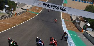 Game On At Aragon: Worldsbk Ready For The Wall Of Fame