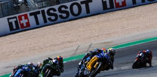 High Five For Locatelli As He Wins At Portimao