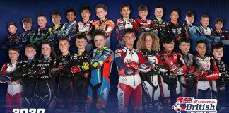 Honda British Talent Cup Saddle Up For Snetterton