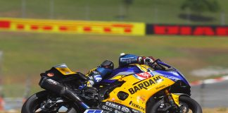 Locatelli Fastest Despite Fp2 Crash As Worldssp Hits Portimao