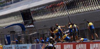 Locatelli On Top In Worldssp At Jerez After Cluzel Battle